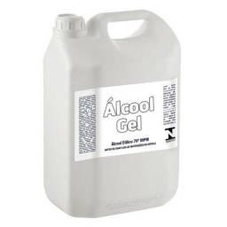 Alcool Gel 70% 5 Litros Pronta entrega Novo Hamburgo