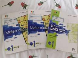 Matemática-Volume 1. (Projeto Múltiplo)
