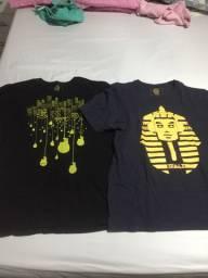 Kit 2 camisetas Skolle