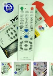 Controle de tv universal (faço entrega)