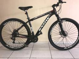 Bicicleta aro 29 usada Ji Paraná