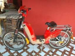 Bicicleta  elétrica  2019