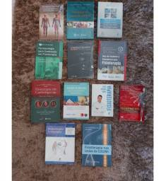 Vendo livros novos curso de Fisioterapia!