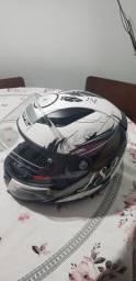 Vendo capacete feminino LS2