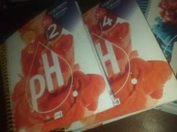 Vendo livros do Ph 3ano