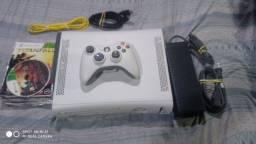 Título do anúncio: Xbox 360 fat