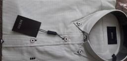 Camisa manga curta tamanho 3