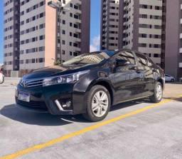 Vendo/Troco Corolla 2017 1.8 IPVA 2021 Quitado!