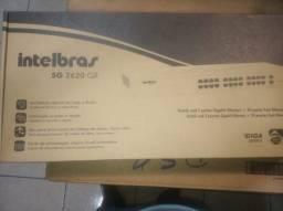 Switch Ger 8p Sg 1002 Mr Gigabit+2p Mini-gbic Intelbras