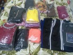 Lote de roupas novas