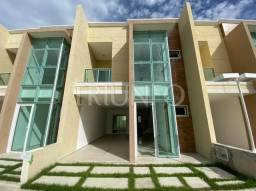 PF (TR75235) Casa em condomínio no Eusébio 137m² (2 vagas)