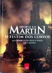 As Crônicas de Gelo e Fogo - Livro Quatro (Game of Thrones)