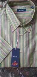 Camisa manga curta tamanho XL