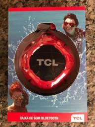 Caixa De Som Bluetooth TCL  À Prova De Água