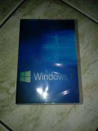 Título do anúncio: dvd de formatação windows 10 pc note