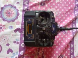 Rádio aeromodelo 6 canal