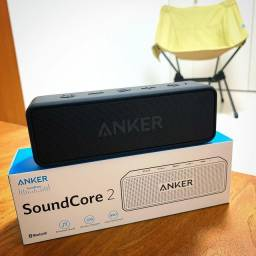 Caixa de som Bluetooth Anker SoundCore (LACRADO)