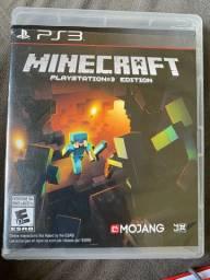 Jogo PS3 Minecraft