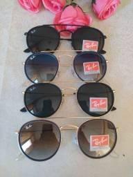 Óculos de Sol modelo unissex em várias cores a pronta entrega