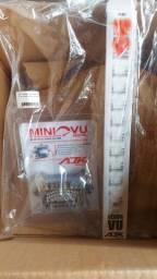Régua de led mini VU