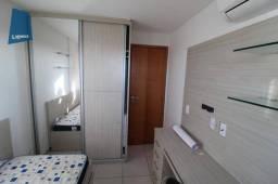 Apartamento com 3 dormitórios à venda, 60 m² por R$ 440.000,00 - Fátima - Fortaleza/CE