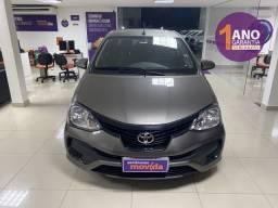 Título do anúncio: Toyota Etios Sedan X 1.5 (Aut) (Flex)
