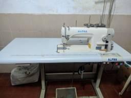 Máquina de Costura Industrial Reta 1 Agulha 8700 - Alpha