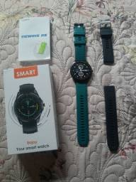 Smartwatch TicWris RS// R$ 180,00// melhor custo benefício do mercado.