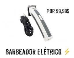 ÚLTIMA UNIDADE BARBEADOR ELÉTRICO