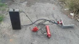 Sistema Hidráulico / prensa ou Elevador