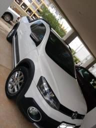 Vw - Volkswagen Saveiro Cross G6 Completa 1.6, DVD, Licenciada! Revisada! Linda! - 2014