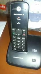 Telefone sem fio.Funcionando bem