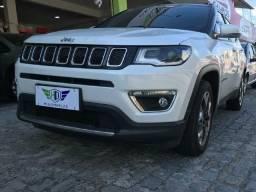 Jeep compass 2017/2017 2.0 16v flex limited automático - 2017