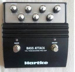 Pedal Hartke Bass Attack comprar usado  São Gonçalo