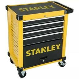 Carro Para Ferramentas Stanley Stst74305 Com 4 Gavetas