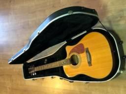 Usado, Violão Fender CD-140SCE em perfeito estado (hard case inclusa) comprar usado  Belo Horizonte