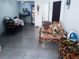 Apartamento com 2 dormitórios à venda, 84 m² por R$ 420.000,00 - Canto do Forte - Praia Gr