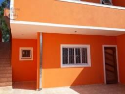 Sobrado com 3 dormitórios à venda, 99 m² por R$ 350.000 - Altos da vila Paiva - São José d