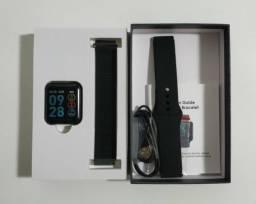 Smartwatch P68 Pro + Pulseira Brinde