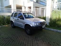 GM Tracker em ótimo estado, preparada para trilhas, lift de suspensão 2'' (Beto Paraná) - 2009