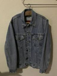 Jaqueta Jeans masculina ? Levis (tamanho M)