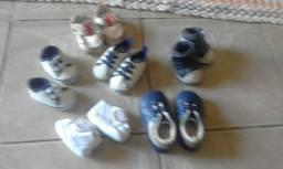 Sapatos para bebês