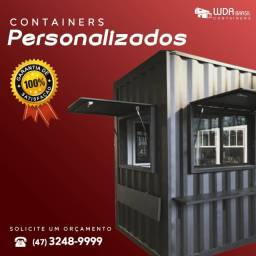Containers Personalizados