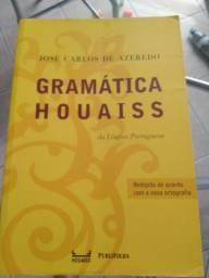 Livro Gramática Houaiss