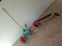 Faço limpeza de lotes..e manutenção de jardinagem em geral