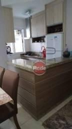 Casa com 2 dormitórios à venda, 60 m² por R$ 245.000,00 - Jardim Santa Júlia - São José do