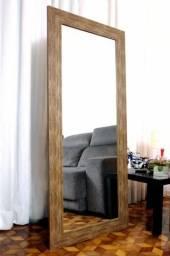 Espelho médio ou grande real quadros