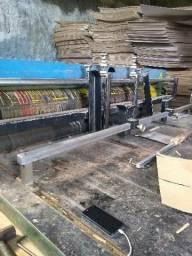 Maquinário completo para fabricação de embalagens de papelão ondulado