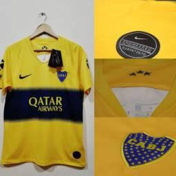 Camisa de futebol Boca Juniors versão torcedor S/N°