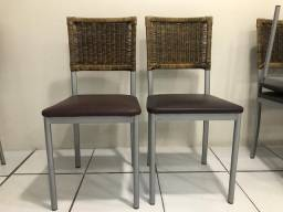 Cadeira para restaurante e bistrô